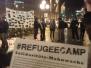 Mahnwache Nürnberg #refugeecamp