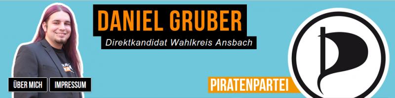 Mein politischer Blog: pirat-gruber.de